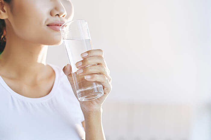 Benefits of Drinking a lot of Water