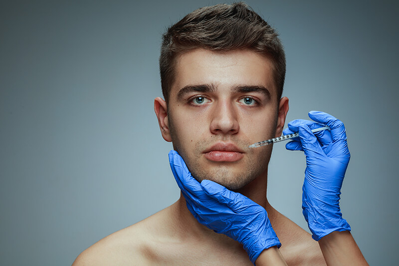 Is botox cosmetic only for women?